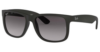 Ray-Ban RB4165 601/8G GREY GRADIENTRUBBER BLACK