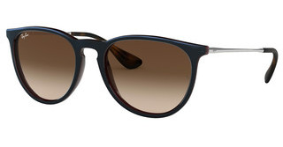 Ray-Ban RB4171 631513 BROWN GRADIENT DARK BROWNTRANSPARENT BROWN SP BLUE