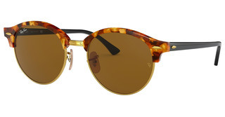 Ray-Ban RB4246 1160 BROWNSPOTTED BROWN HAVANA