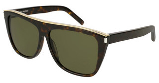 Saint Laurent SL 1 COMBI 004 GREENHAVANA