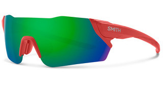 Smith ATTACK 0Z3/X8 GREEN ML CPMATTE RED