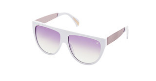 Sylvie Optics Impress 2 rose grad. mirrorwhite-rose brushed