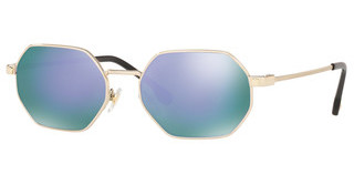 Versace VE2194 12524V GREY MIRROR VIOLETPALE GOLD