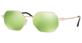 Versace VE2194 12528N LIGHT GREEN MIRROR GREENPALE GOLD