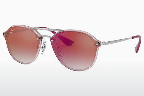 слънчеви очила Ray-Ban Junior Junior Blaze Doublebridge (RJ9067SN 7052V0)