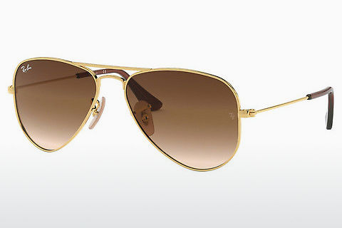слънчеви очила Ray-Ban Junior Junior Aviator (RJ9506S 223/13)