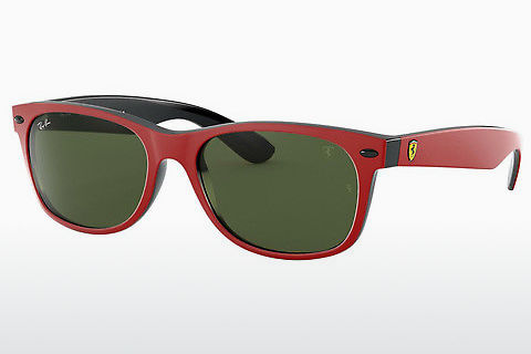слънчеви очила Ray-Ban NEW WAYFARER (RB2132M F63931)