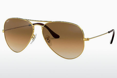 слънчеви очила Ray-Ban AVIATOR LARGE METAL (RB3025 001/51)