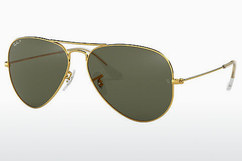 слънчеви очила Ray-Ban AVIATOR LARGE METAL (RB3025 001/58)
