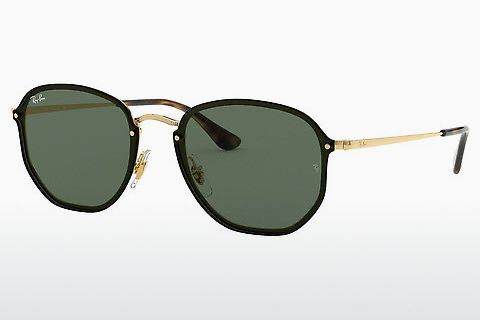 слънчеви очила Ray-Ban Blaze Hexagonal (RB3579N 001/71)