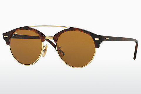 слънчеви очила Ray-Ban Clubround Doublebridge (RB4346 990/33)